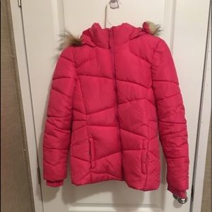 So brand Girls extra-large size 16 puffer coat